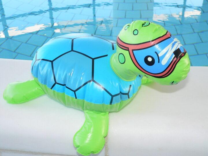 Babyschwimmen Fröschle 10 - 12 Monate
