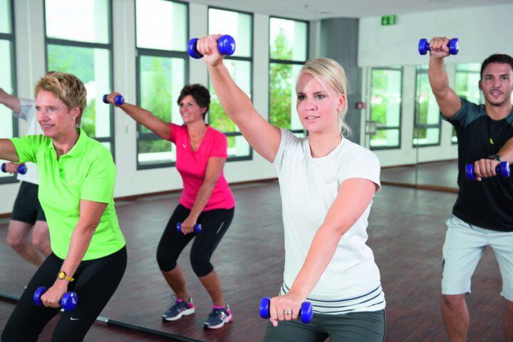 Kraft Aktiv (DSSV) - Gesundheitsorientiertes Krafttraining für Erwachsene (Präventionskurs)